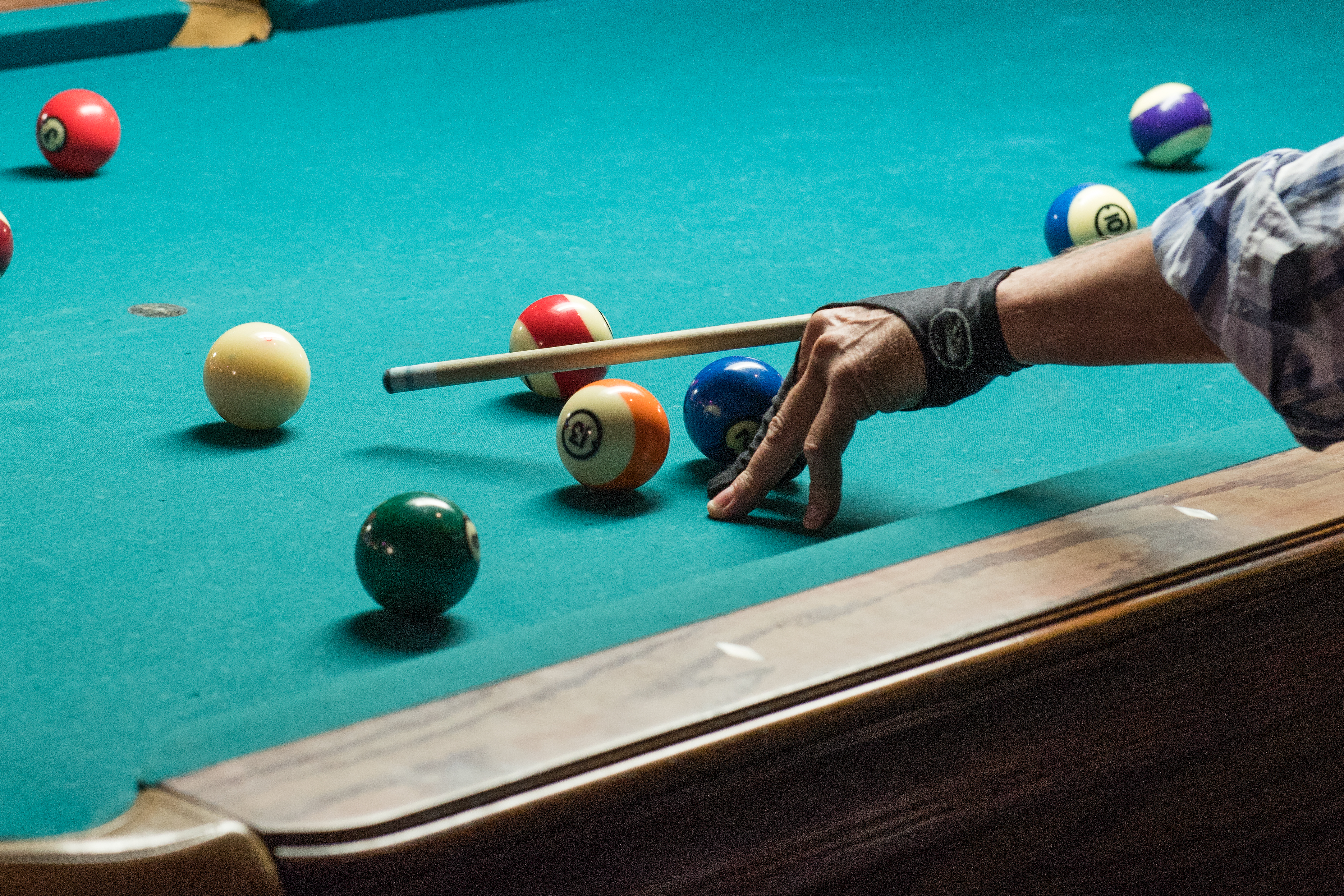 Join a Pool League!